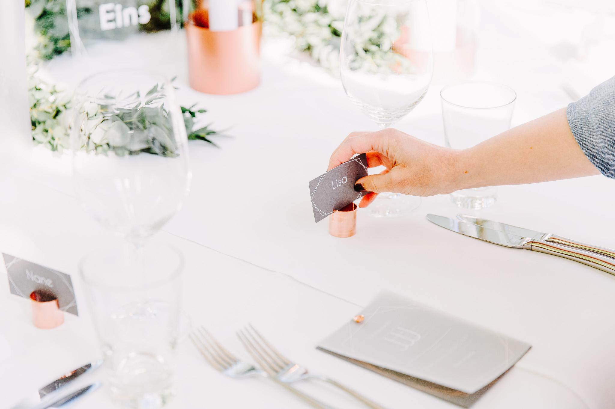 Hochzeitspapeterie von Kreativworks