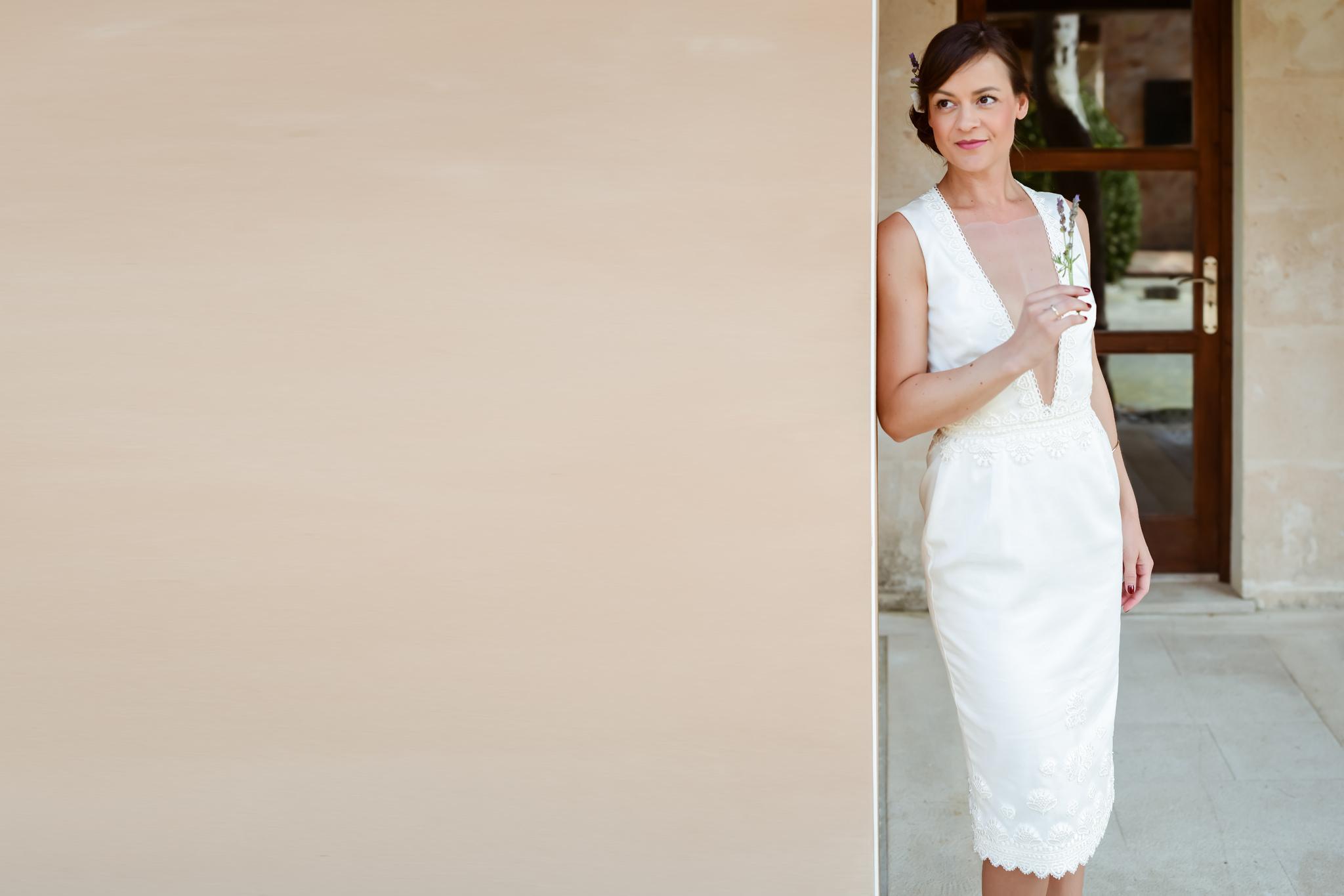 Brautkleider von Laura Dometzky